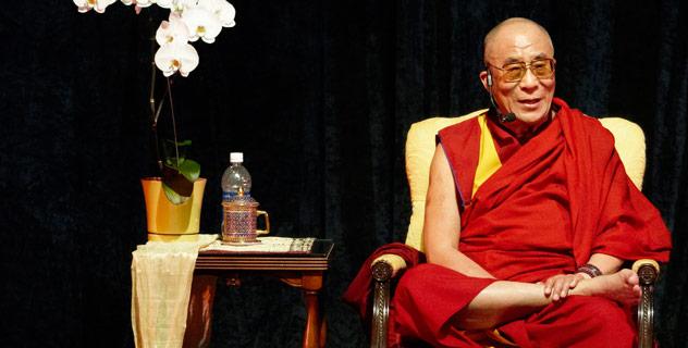 Ответы Его Святейшества Далай-ламы на вопросы китайских пользователей Twitter