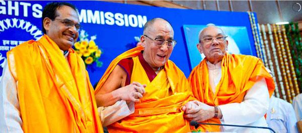 Его Святейшество Далай-лама ценит «секулярные традиции» древней Индии