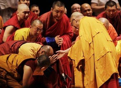 Пасторский визит Его Святейшества Далай-ламы в Америку