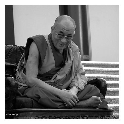 Далай-лама о Четырех печатях буддизма