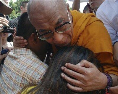 Интервью Далай-ламы тайваньской газете Liberty Times