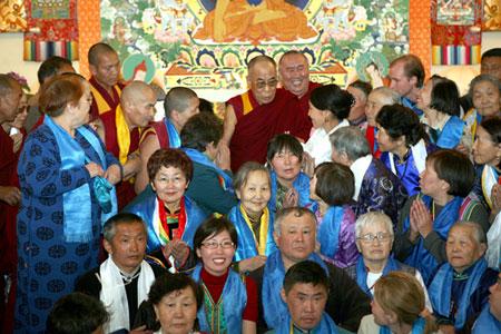 Приезд Далай-ламы необходим для изменения духовной ситуации в Бурятии