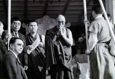 Второй визит Его Святейшества Далай-ламы XIV