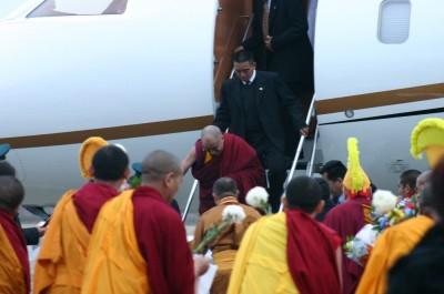 Третий визит Его Святейшества Далай-ламы XIV