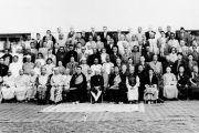 1956/57 Визит в Индию