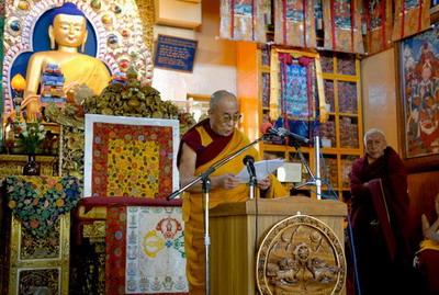 Заявление Его Святейшества Далай-ламы о будущем Тибета