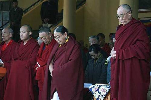 Заявление Его Святейшества Далай-ламы по случаю 50-й годовщины Тибетского народного восстания