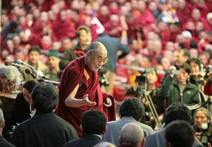 Заявление Его Святейшества Далай-ламы по случаю 48-й годовщины Тибетского народного восстания