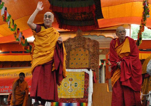 Жители Гималаев несут особую ответственность за сохранение буддизма — Далай-лама
