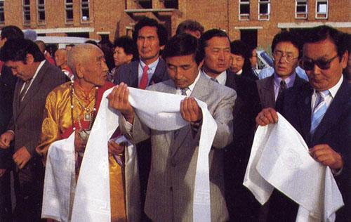 Итоги визита Далай-ламы в Туву