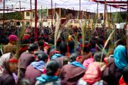 Посвящение Херуки в Джиспе, Химачал Прадеш, 19 августа 2010