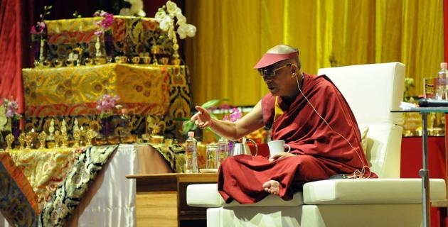 Закончились двухдневные учения Его Святейшества Далай-ламы в Будапеште