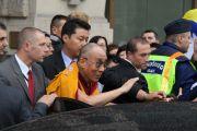 Российские буддисты на учениях в Венгрии