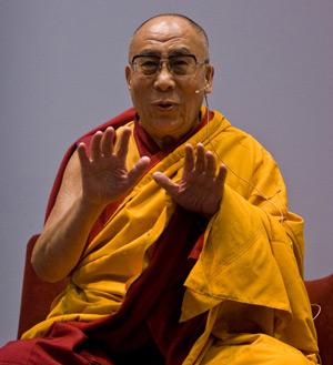 Далай-лама познакомился с проектом строительства тибетского монастыря под Сан-Франциско
