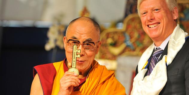 В Торонто открылся Тибетско-канадский культурный центр