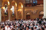 В Мемориальной церкви Стэнфордского университета, 14 октября 2010 г.