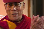 Его Святейшество Далай-лама на конеференции «Определение статуса текущих исследований и новых направлений» в университете Эмори 18 октября 2010 г.