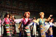 Концерт в честь открытия тибетско-канадского культурного центра в Торонто, 23 октября 2010 г.