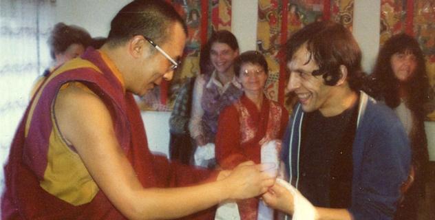 Прямая трансляция. Диалог Далай-ламы с бывшими жителями Дхарамсалы