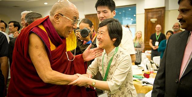 Далай-лама обратился к участникам 6-й Международной конференции групп поддержки Тибета