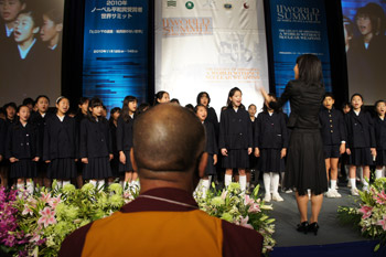 В Хиросиме открылся одиннадцатый всемирный саммит лауреатов Нобелевской премии мира