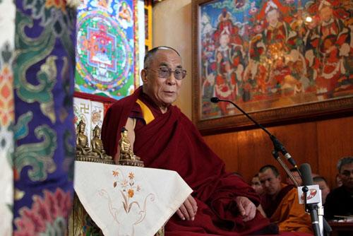 Паломники из Калмыкии отправляются в Индию на встречу с Его Святейшеством Далай-ламой