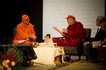 В Индии состоялась первая конференция под эгидой института «Ум и жизнь»