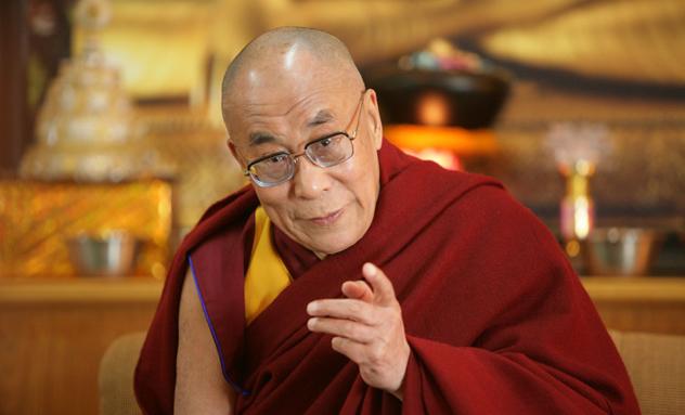 Далай-лама назвал Россию великой страной