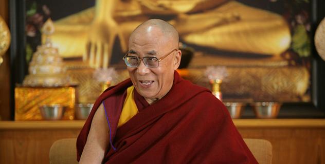 Рекордное число паломников из России примут участие во встрече с Далай-ламой