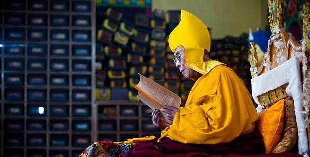 Визит Его Святейшества Далай-ламы в Калимпонг
