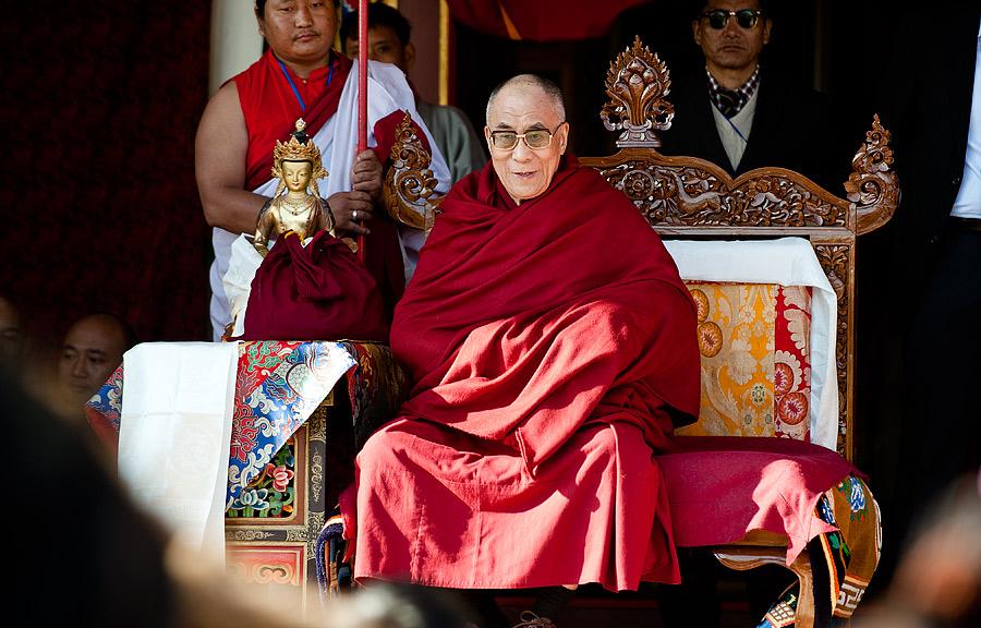 Визит Его Святейшества Далай-ламы в Сикким » Далай-лама XIV