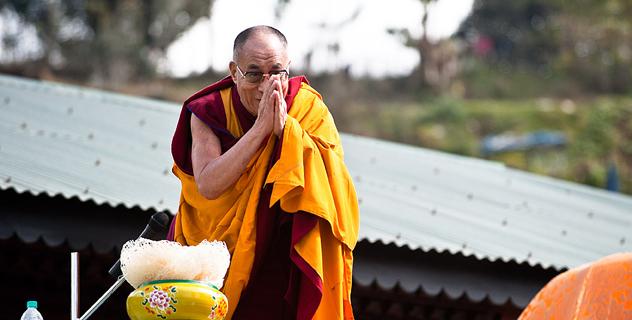 Далай-лама верит в китайский народ