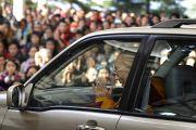 Фоторепортаж. Учения Далай-ламы для буддистов Россиии