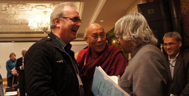 """Его Святейшество Далай-лама принял участие в """"Делийском диалоге"""""""