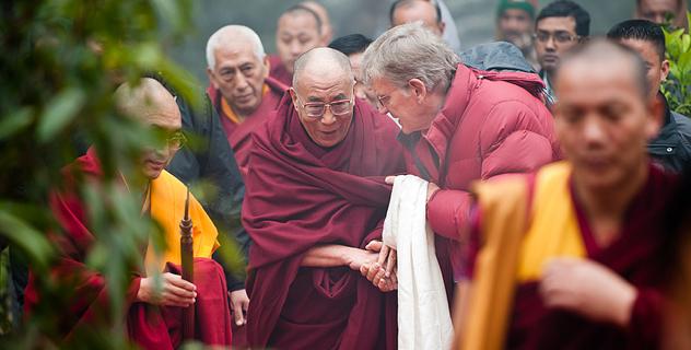 Далай-лама выступит на конференции по переводу Тенгьюра в Сарнатхе