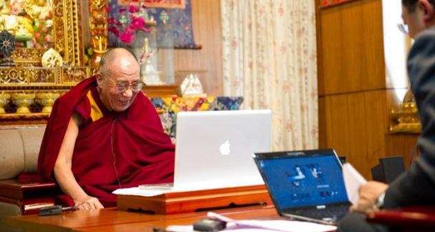 Расшифровка видео-конференции Его Святейшества Далай-ламы с китайскими правозащитниками