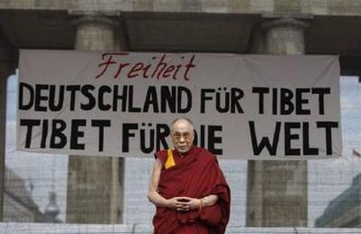 Его Святейшество Далай-лама поздравил «Кино за мир» с десятилетием