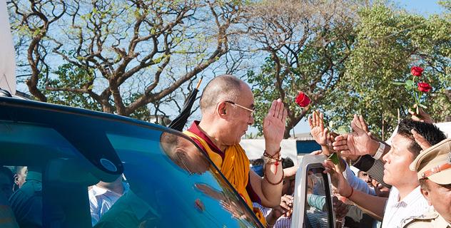Далай-лама: Дружбу не купишь в торговых центрах