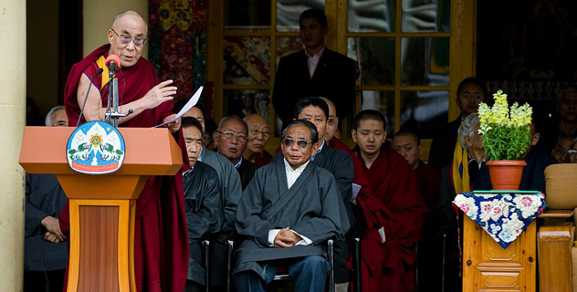 Заявление Его Святейшества Далай-ламы по случаю 52-й годовщины Тибетского народного восстания
