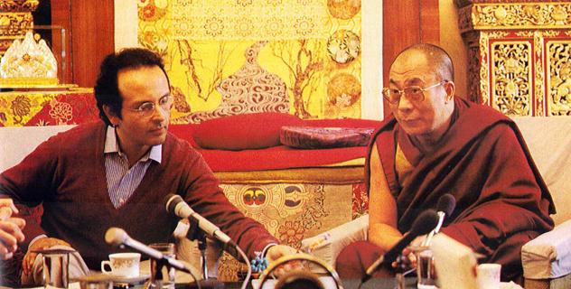 """""""Ум и жизнь"""". Начало диалога между буддизмом и наукой. Часть 1"""