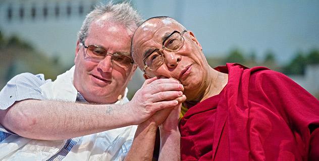 Прямая трансляция. Далай-лама в Ирландии