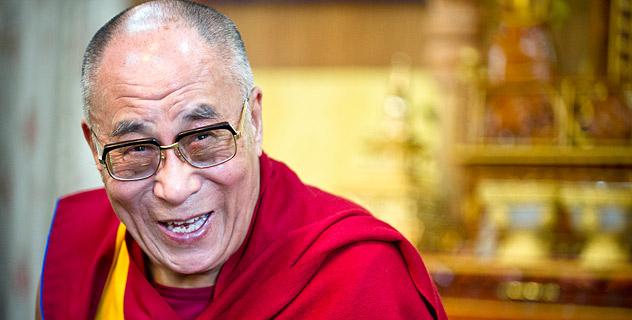 Прямая трансляция. Далай-лама в Швеции