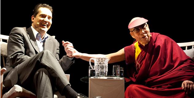 Продолжается визит Его Святейшества Далай-ламы в Швецию. Лунд