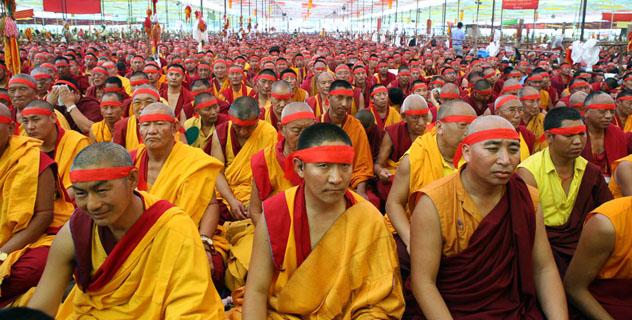 Далай-лама проведет в Бодхгае посвящение Калачакры