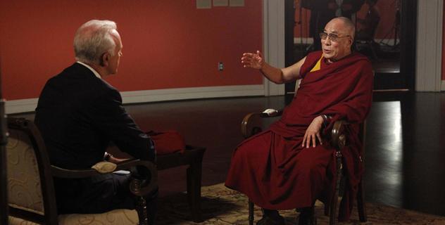 Его Святейшество Далай-лама встретился с экс-президентом Дж. У. Бушем