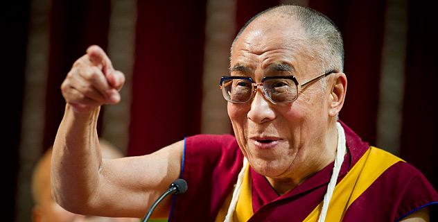 Паломники из России смогут встретиться с Далай-ламой в Финляндии