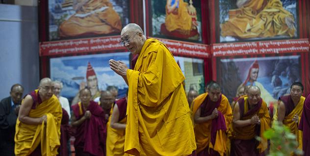 Далай-лама: «Буддизм это учебная дисциплина»