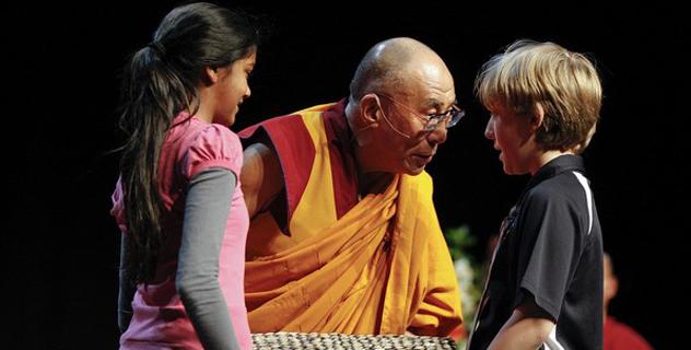 Далай-лама призвал жителей Крайстчерча «смотреть в будущее»