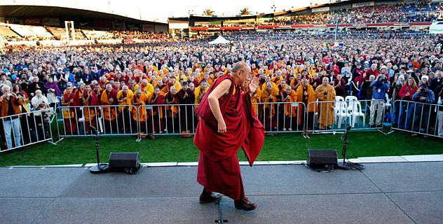Прямая трансляция. Далай-лама. Публичные лекции в Австралии
