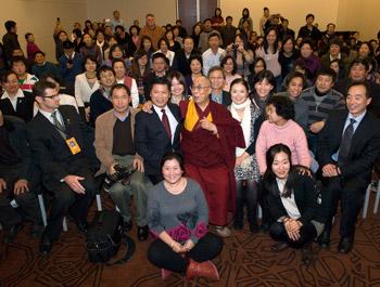 Далай-лама: Коммунистическая партия Китая у власти уже почти 60 лет, её лидерам уже пора на покой